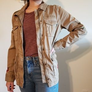 Sonoma Embroidered Jacket